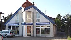 Gebäude Mediencenter